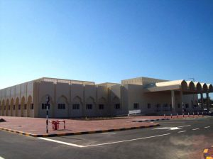 CONSTRUCTION OF EXTENDED HEALTH CENTRE AT SOHAR
