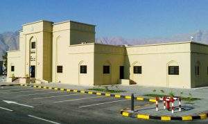 VEHICLE INSPECTION FACILITY COMPLEX AT DIBA